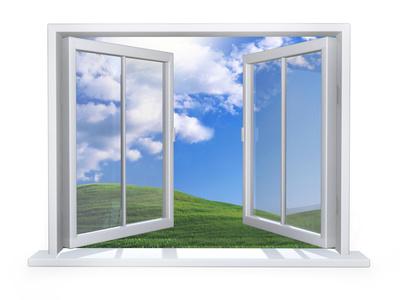Wymiana pękniętej szyby zespolonej w oknie
